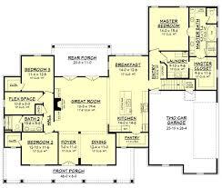 style floor plans farmhouse style house plan 3 beds 2 00 baths 2469 sq ft plan