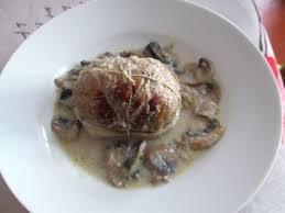 cuisine paupiette de veau les paupiettes de veau à la forestière une recette savoureuse