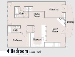 4 bedroom condos 4 bedroom condos bear creek lodge of telluride