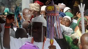 yoruba people the africa guide ooni of ife new yoruba king crowned in nigeria bbc news