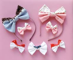 handmade bow s style bow kuma handmade hair bow product review