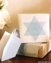 hanukkah projects martha stewart