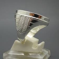 ring cincin alpaka cincin alpaka silver yang elegan pusaka dunia