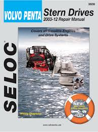 seloc volvo penta repair manuals