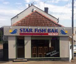 Fishbar Star Fish Bar Trowbridge Wilshire The Endless British Pub