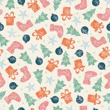 christmas wrapping paper designs vintage christmas seamless pattern for christmas wrapping