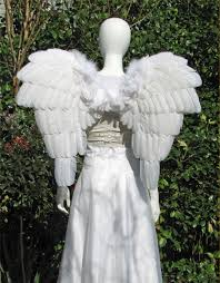 large feather wings made from wings renaissance