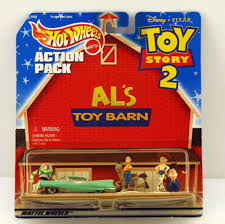 Al From Als Toy Barn Vintage Disney Wheels Toy Story 2 Al U0027s Toy Barn What U0027s It Worth