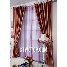 striped bedroom curtains burnt orange simple striped fancy beautiful modern toile bedroom