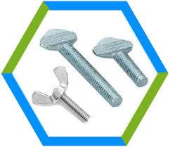 Decorative Thumb Screws Price U003e Thumb U0026 Wing Screws Ss Mfg U0026 Stockists Jignesh Steel