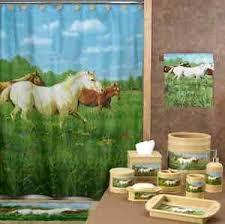 horse shower curtain sets blankets u0026 throws ideas inspiration