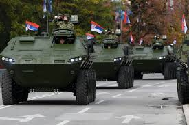 army vehicles serbian army orders six new lazar 2 multi purpose armored vehicles