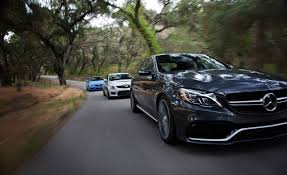 mercedes vs bmw ads 2015 bmw m3 vs 2015 mercedes amg c63 s 2016 cadillac ats v
