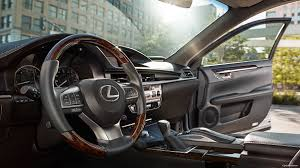 lexus interior color chart 2018 lexus es luxury sedan lexus com
