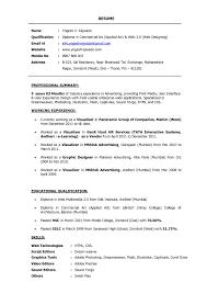 Graphic Design Resume Graphic Design Resume In India Sales Designer Lewesmr Resume