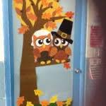 turkey thanksgiving classroom school door decoration fall fall