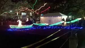 christmas in the oaks city park picture of celebration in the