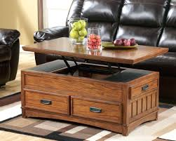 Coffee Table With Storage Uk - round lift top coffee table suzannawinter com