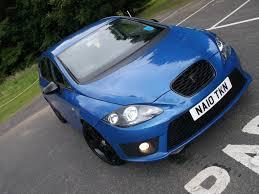 seat leon fr 2 0 tdi 200 bhp facelift speed blue revo remap