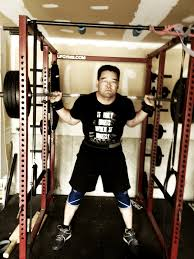 greasing the squat groove