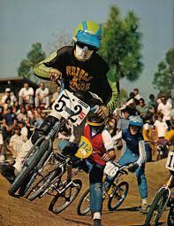 bicycle motocross action magazine moto photos bmxa august 1977 bmx collector
