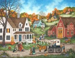 thanksgiving jigsaw puzzles custom thanksgiving puzzles