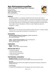 Server Resumes Samples by Curriculum Vitae Nursing Cv Nz System Engineer Resume Format