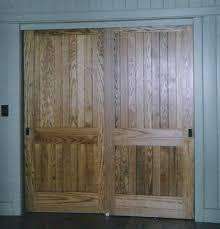 Closet Sliding Doors Wooden Closet Doors Mirrored Sliding Closet Doors Temporary Closet