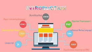 basics of web designing languages