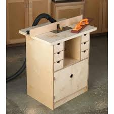 Woodworking Plans Desk Organizer by Router Table And Organizer Woodworking Plan From Wood Magazine