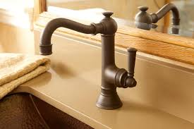 Single Hole Lavatory Faucet Jacobean Single Hole Lavatory Faucet 2473 Newport Brass