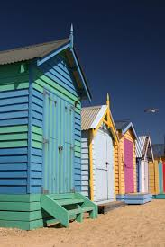 Colorful Beach Houses by Most Colorful Beach Towns Colorful Beach Destinations