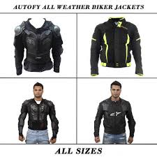 bike riding gear leather autofy bike riding gear jackets rs 900 piece vendorskart