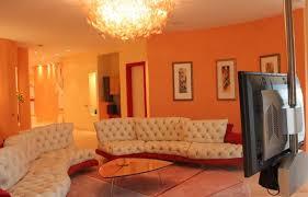 orange livingroom living room interior decorating orange color shades living room