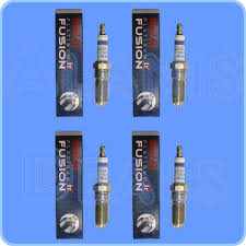 new bosch 4512 platinum ir iridium fusion spark plug set of 4 ebay