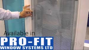 integral blinds magnetic opration youtube