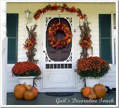 69 best fall outdoor decorating ideas images on