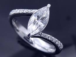 marquise cut diamond ring diamond ring marquise cut diamond with igi certificate 16