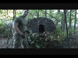 Bow Hunting From A Ground Blind Ground Blind Set Ups For Deer And Turkey Youtube