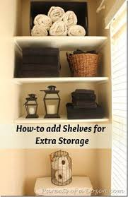 How To Design A Cozy CottageStyle Interior Bathroom Storage - Bathroom shelf designs