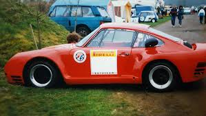 80s porsche racing team pt 1 club autosport ltd