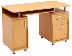 Beech Computer Desk Computer Desks Uk Home Office Desks Office Furniture
