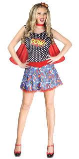 comic book cutie fancy dress costume bs003223 karnival
