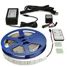 Led Light Strip Kits by Variable Color Temperature Flexible Light Strip Kit With Ir Remote