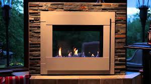 heat u0026 glo twilight modern gas fireplace video youtube