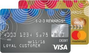 reloadable debit card reloadable prepaid debit card kroger 1 2 3 rewards prepaid debit