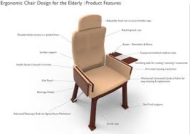 Ergonomic Armchair Ergonomic Chair Design For Elderly On Behance