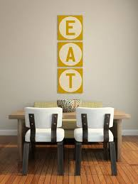 eat in kitchen decorating ideas kitchen decorating ideas wall enchanting idea diy dining canvas