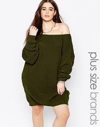 plus sweater dress boohoo plus boohoo plus the shoulder sweater dress