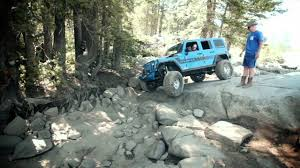 jeep rubicon trail teraflex trail review the rubicon trail